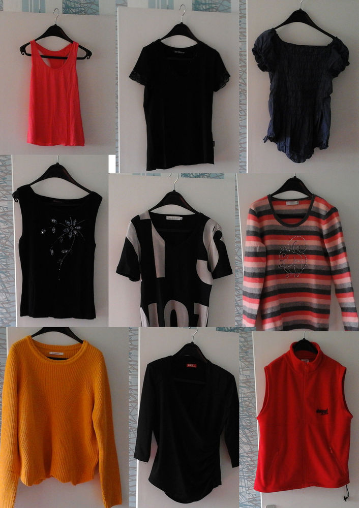 lot de vêtements divers taille 38. 5 Courchelettes (59)