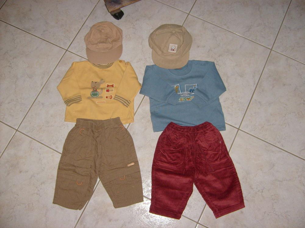 VETEMENTS ENFANT 3/6 MOIS 7 Fossé (41)