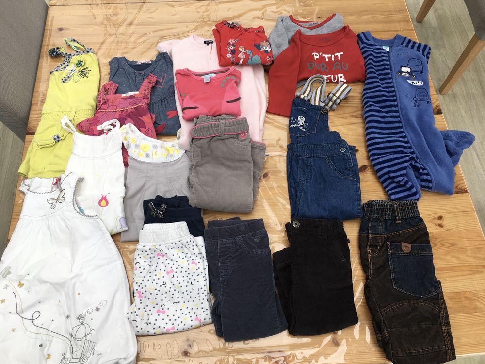 Vêtements enfant 18 mois 1 Saint-Paul-lès-Dax (40)