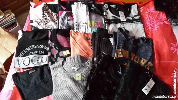 Lot de vêtements femme T36 et T38 1 Montescourt-Lizerolles (02)