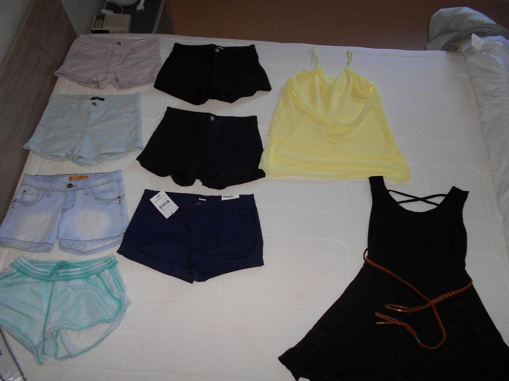 Vêtements été 34/36 femme 75 Rennes (35)