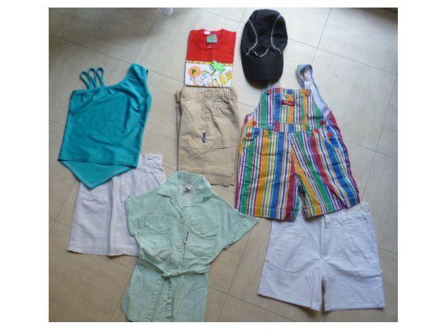 4 - 5 ans - vêtements FILLE + GARCON  - zoe 2 Martigues (13)
