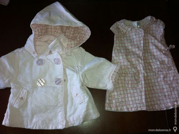 Lot de vêtements fille de 3 mois 50 Vigneux-sur-Seine (91)