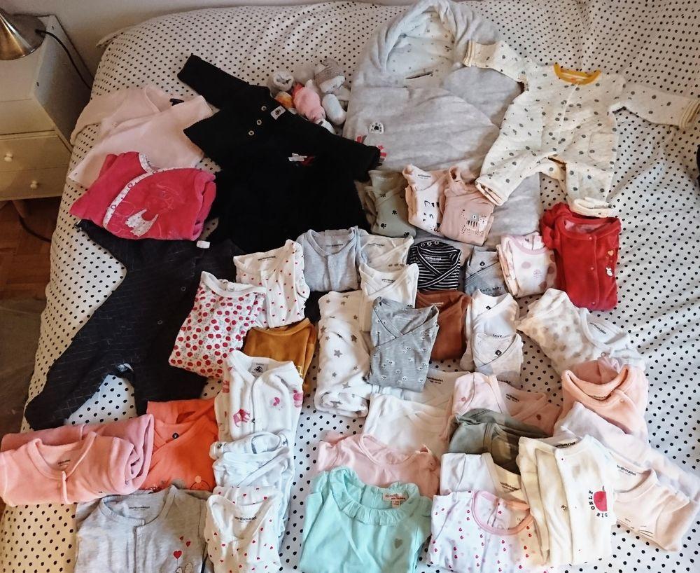 Lot de vêtements fille 3 mois 30 Lyon 8 (69)