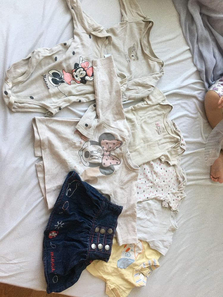 lot de vêtements été fille 6 mois 10 Cergy (95)