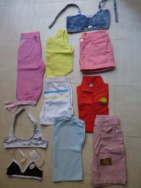 8 ans - lot  de vêtements fille -  rentrée - zoe 3 Martigues (13)
