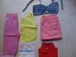 8 ans - lot de vêtements fille - rentrée - zoe Vêtements enfants