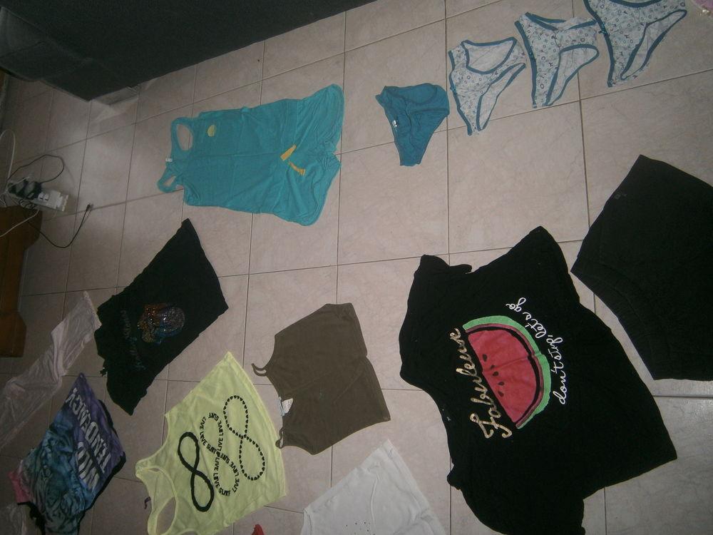 lot vêtements fille 12 ans 12 Annonay (07)