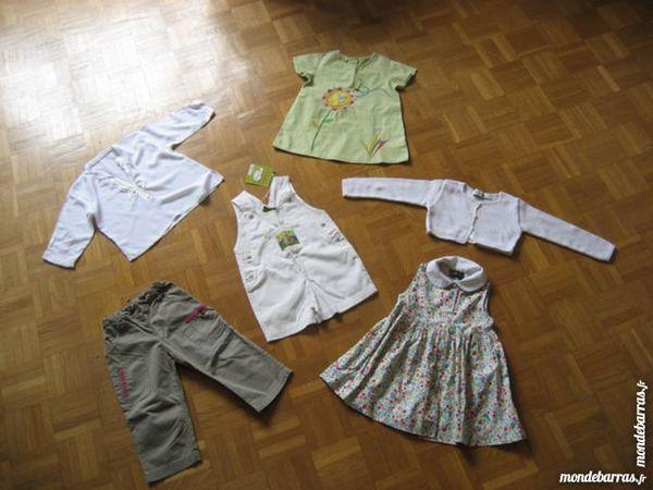 Lot vêtements  2  ans   fille 7 Saint-Germain-en-Laye (78)