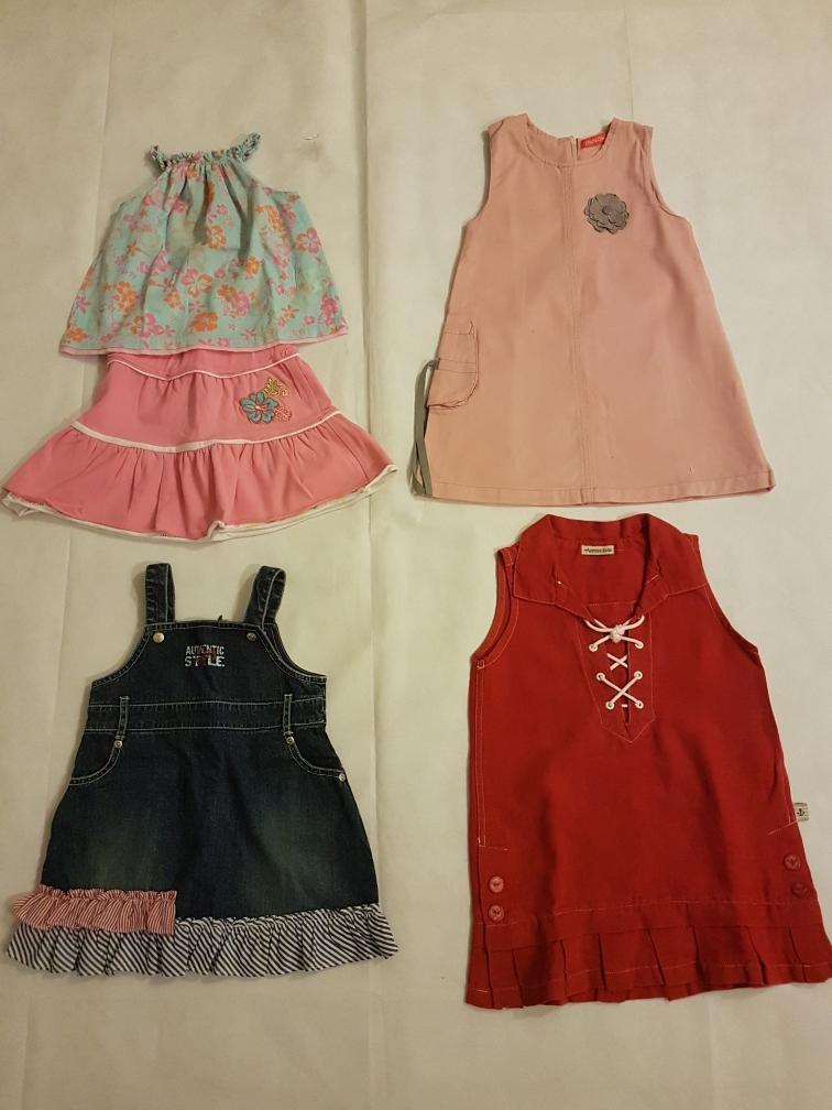 Vêtements fille de 4 ans 10 Trets (13)