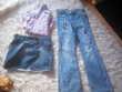 Lot vêtements fille