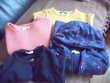 4 vêtements fille 4/5 ans