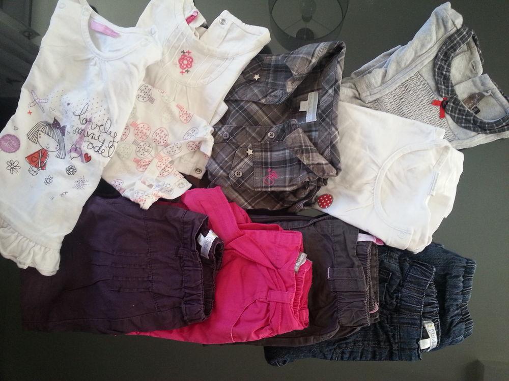 lot vêtements filles 18 mois Vêtements enfants