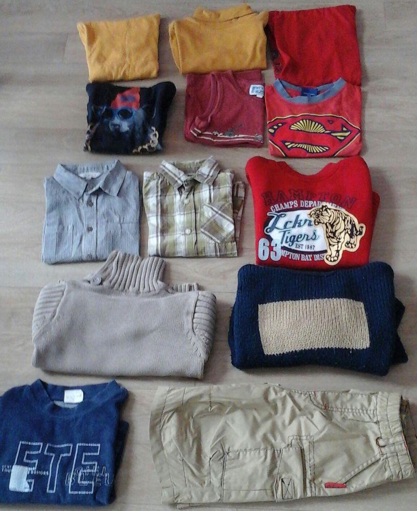 Vêtements garçon 4ans 4 Amiens (80)