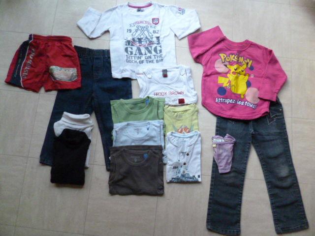 3,4,5,ans - vêtements garçon et fille - zoe 3 Martigues (13)