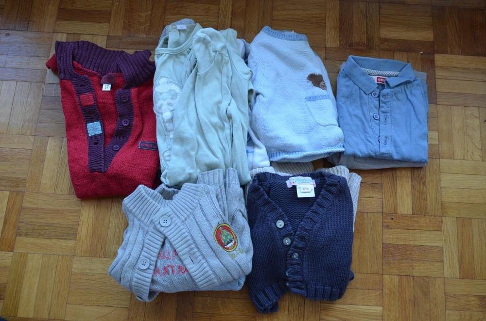 Lot vêtements garçon 6 mois TBE, 15€ 15 Paris 11 (75)