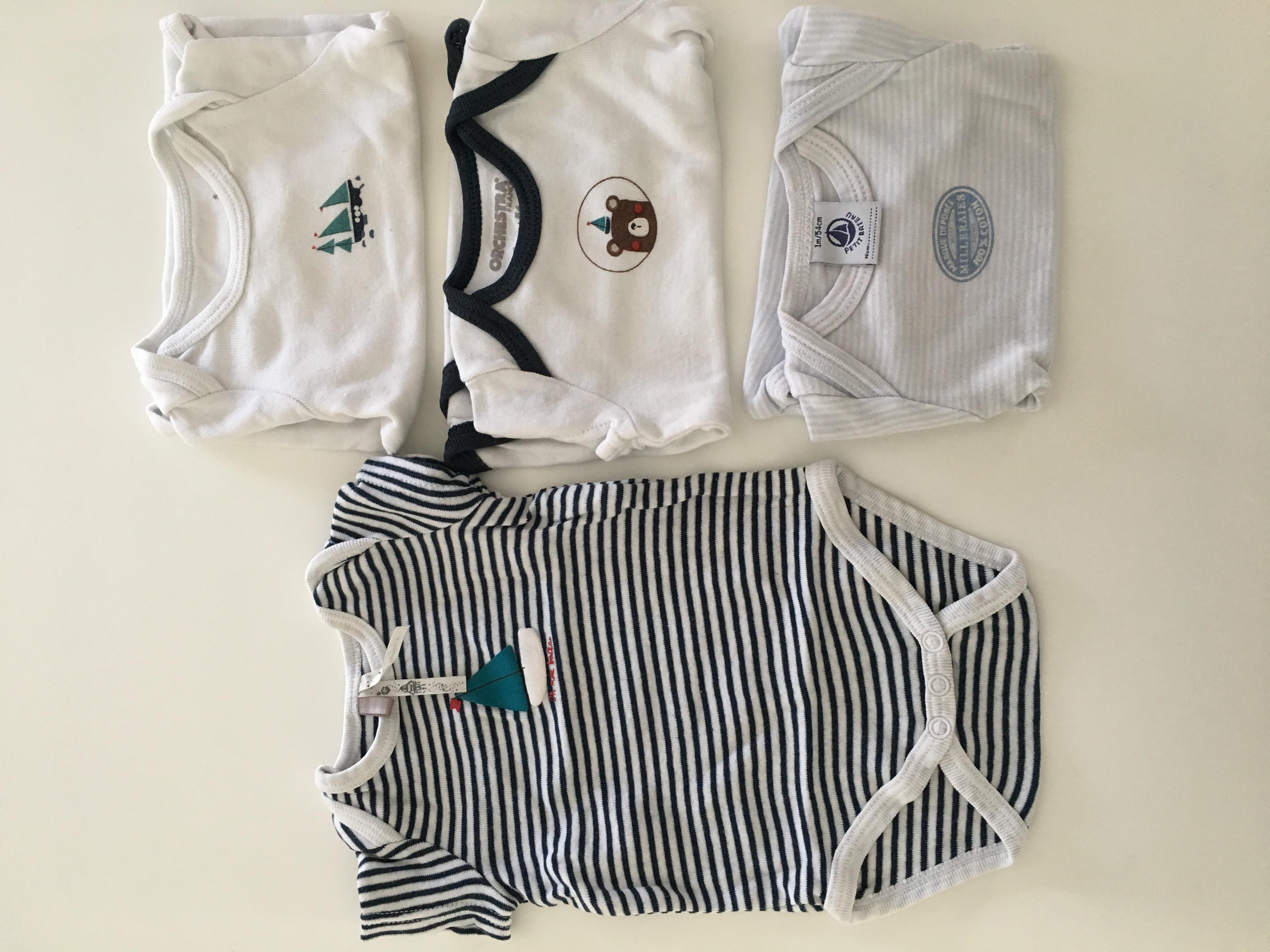 Vêtements garçon de 0 à 18 mois 1 Lyon 3 (69)