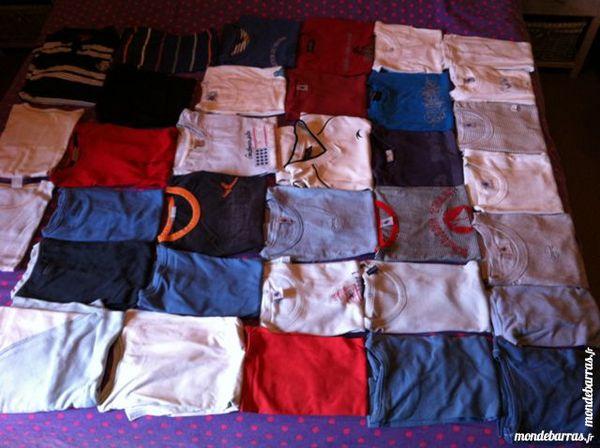 Vêtements garçon TBEG de 10 à 14 ans environ 2 Avezac-Prat-Lahitte (65)