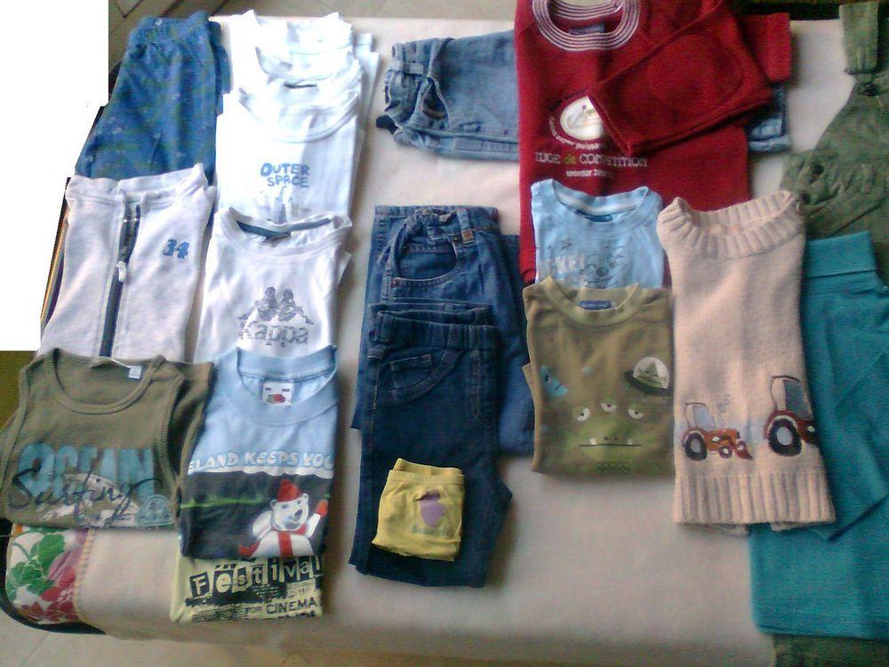 lot de vêtements garçon - zoe 3 Martigues (13)