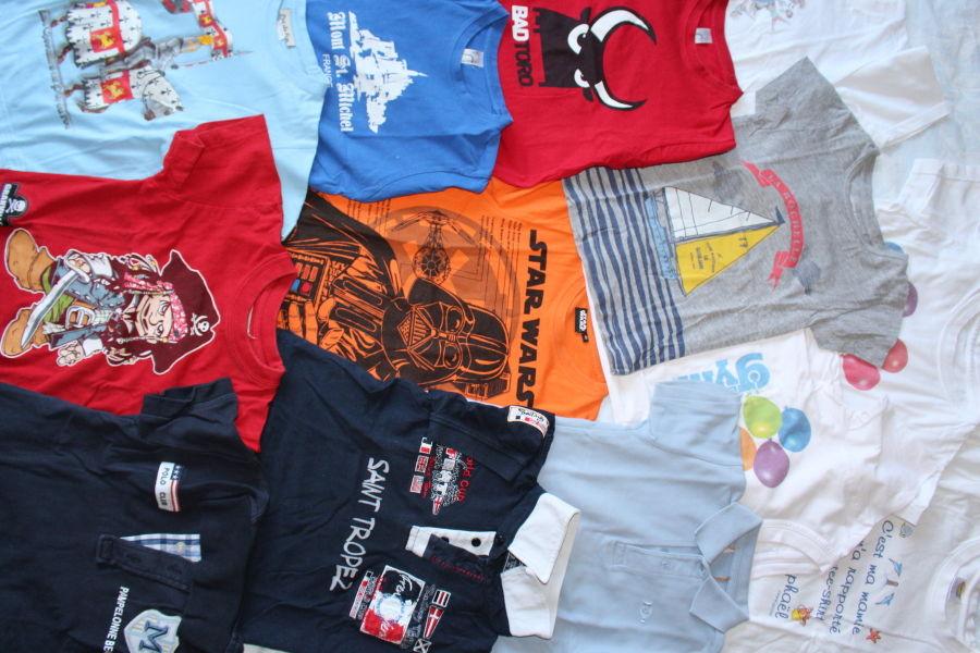 Lot de vêtements garçon 4 ans 15 Soindres (78)