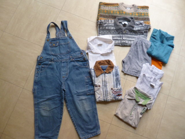 4. 5 ans - lot de vêtements - garçon - zoe 5 Martigues (13)