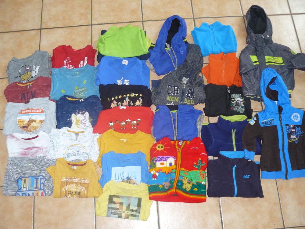 lot de vêtements garçon 3 ans 25 Fresnes-sur-Marne (77)