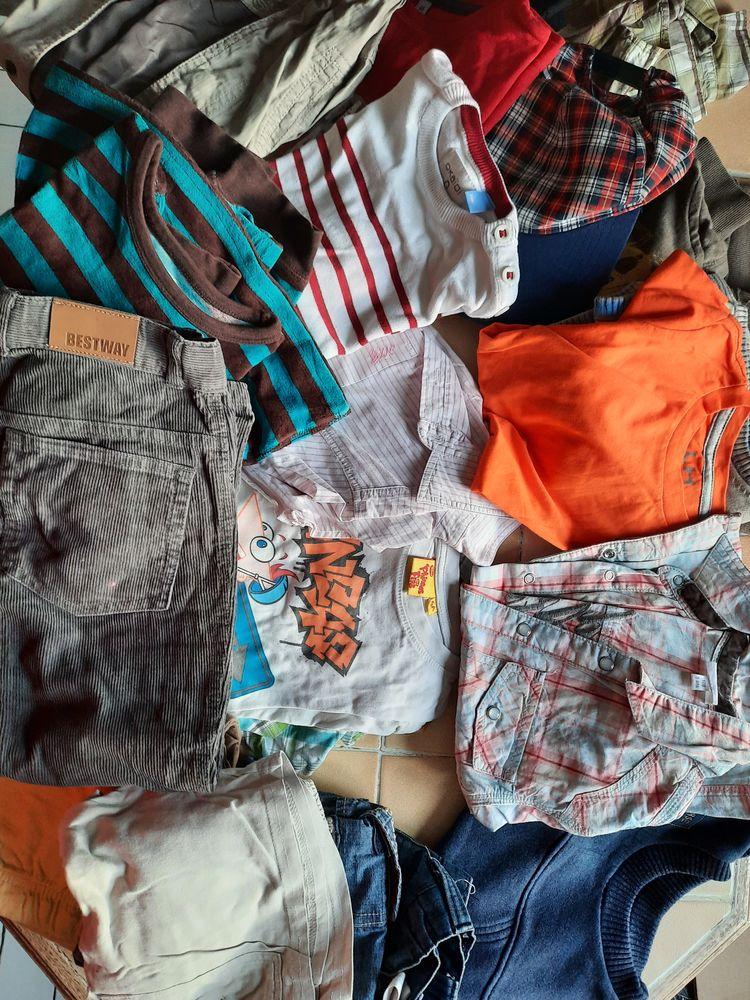 Vêtements garçon de 3 à 10 ans  1 Varzy (58)