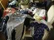 Lot de 120 vêtements garçons bébé 3 mois  150 Routelle (25)