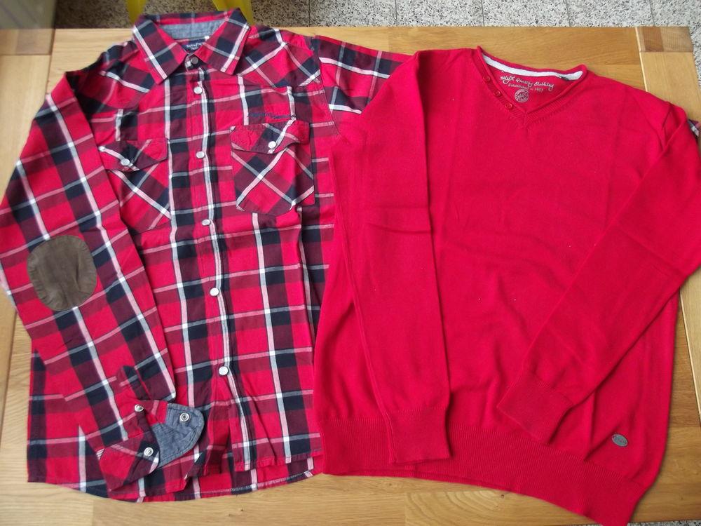 vêtements garçons 14 ans 0 Loon-Plage (59)