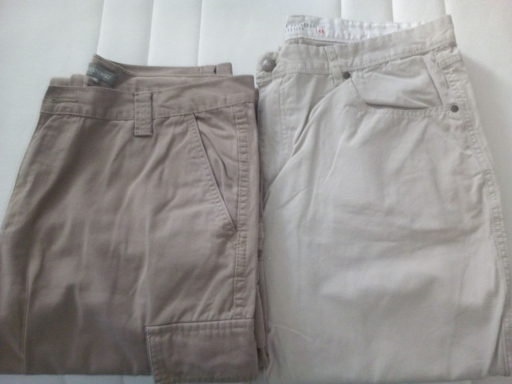 Vêtements homme, de taille 46 à 48 (XL)  4 Savigny-sur-Orge (91)