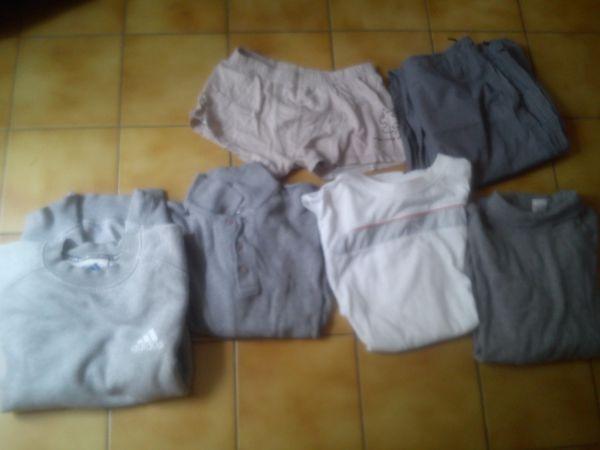 Lot vêtements masculin Taille 12/14ans 3 Ancenis (44)