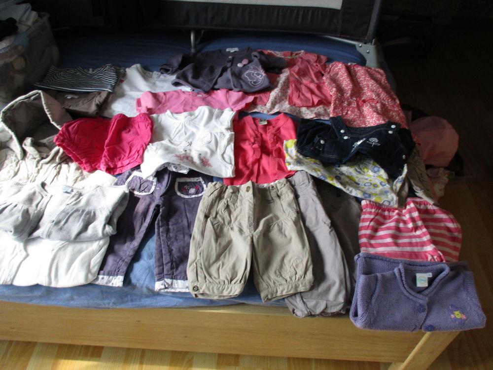 Lot vêtements  6 mois fille 25 Laventie (62)