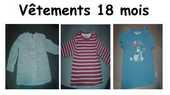 Lot vêtements 18 mois 0 Pia (66)