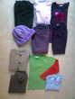 vêtements 5 ans, pantalons, pulls, hauts -zoe