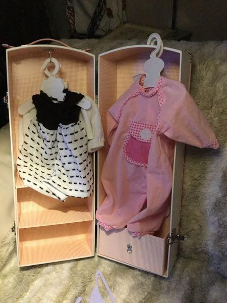 lot de 2 vêtements de poupées corolle 15 Villiers-sur-Marne (94)