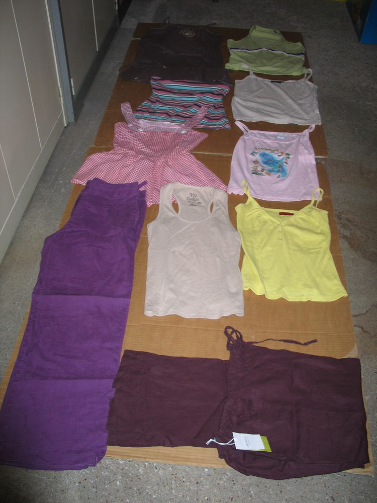 Vêtements pour homme, femme, ados enfants 1 Quincy-sous-Sénart (91)