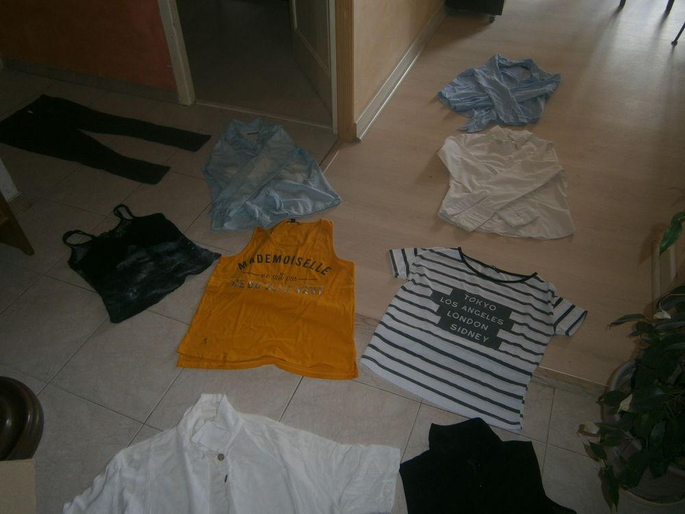 vêtements T shirt et chemises fille 14 ans ou XS 2 Annonay (07)