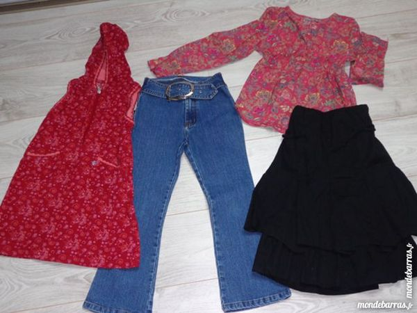 LOT VETEMENTS TAILLE 8 ANS 20 Longperrier (77)