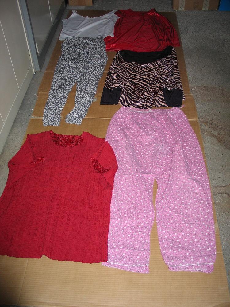 Vêtements H/F/E tous types V3 1 Quincy-sous-Sénart (91)