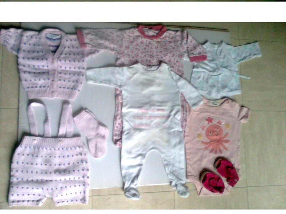 7 lot 7 - vêtements variés bébé 3 mois - zoe 1 Martigues (13)