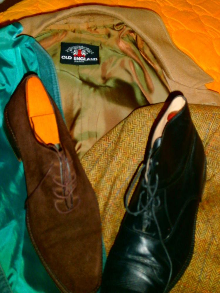 Vêtements de ville gabardine  Old England  50 Saint-Denis (97)