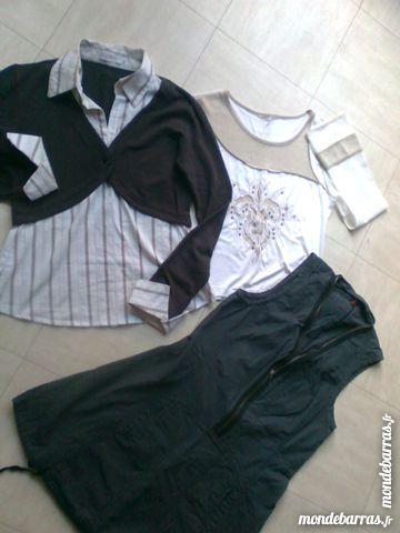 lot de vêtements d'été - 40 - zoe 3 Martigues (13)