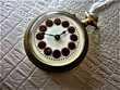 EL VIAJANTE MONTRE DE POCHE FERROVIAIRE RARE vers 1880 GOC10 Bijoux et montres