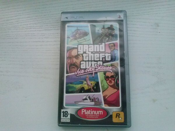 GTA (vice city stories) sur psp  15 Les Ulis (91)