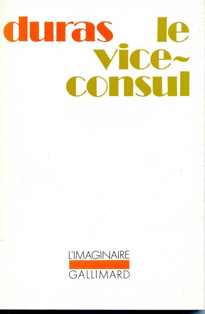 Le vice-consul Livres et BD