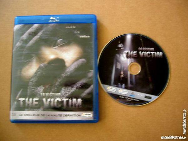 DVD BLU-RAY THE VICTIM La Victime DVD et blu-ray