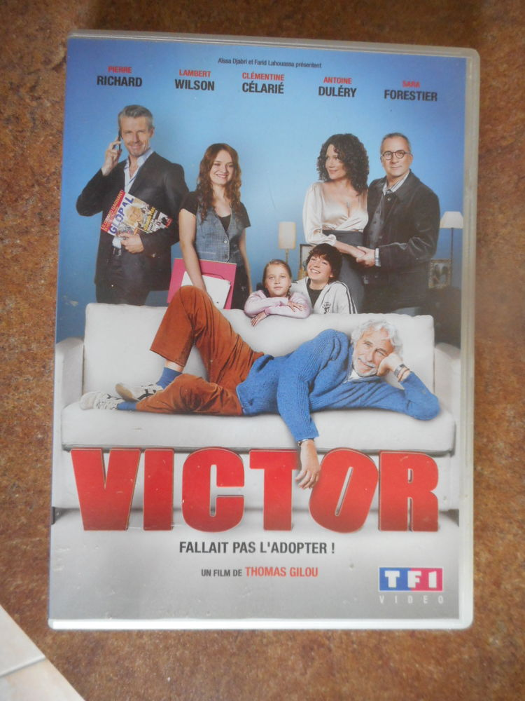 dvd tbe Victor 1 Ludres (54)