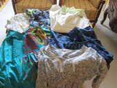 Vide dressing:robes ,tuniques, shorts, tee shirts : 8 Bapaume (62)