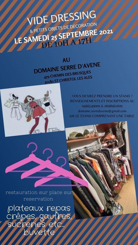 VIDE DRESSING 10 Saint-Christol-lès-Alès (30)