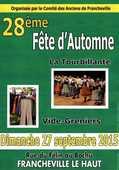 Vide grenier - Fête d'automne 0 Francheville (69)